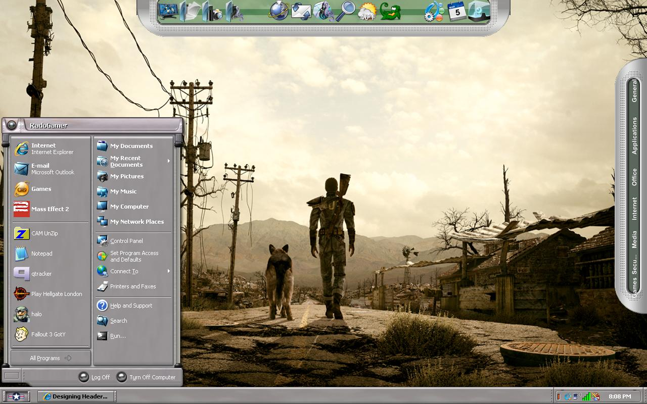 July 2010 Desktop